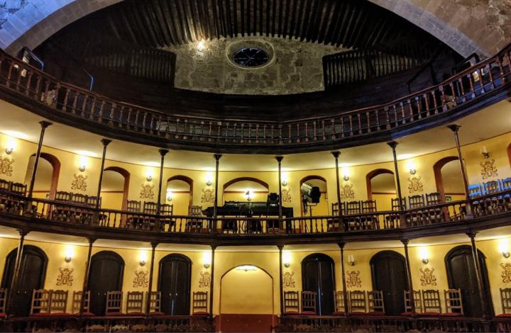 Teatro Hinojosa