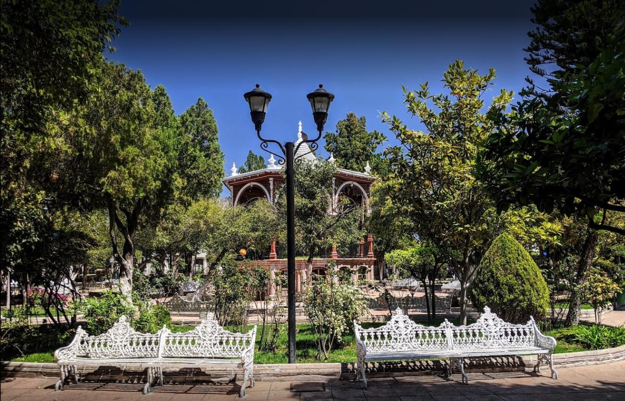 Jardín Rafael Páez
