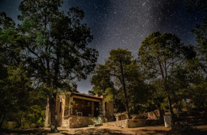 Centro ecoturístico el Manantial